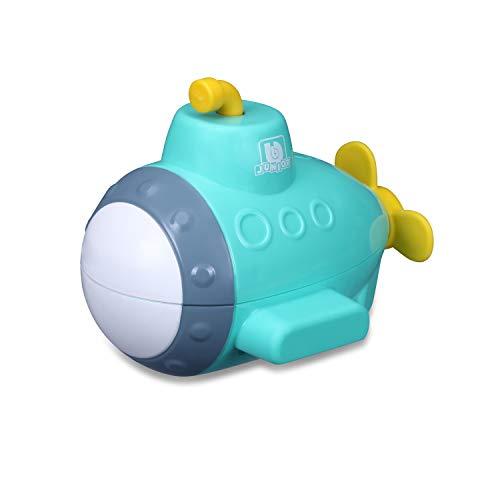 Bauer Spielwaren 16-89001 Submarine Projector Spielzeugboot mit Projektor, blau