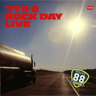 77 8.8Rockday(紙ジャケット仕様)
