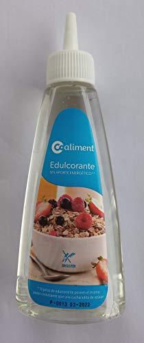 Coaliment, Édulcorant Liquide, Édulcorant Saccharine et Cyclamate, Édulcorant Sans Calories, 140 ml