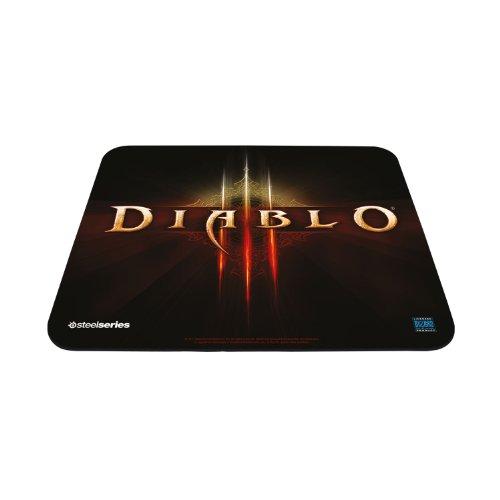 SteelSeries QcK Diablo III Gaming Mouse Pad