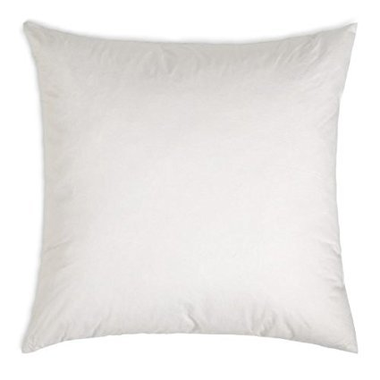 """Multiple Sizes - Polyester Pillow Form Insert (12"""" X 12"""" Square)"""