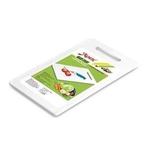 Apex Plastic Chopping Board, Multicolour (RTB)