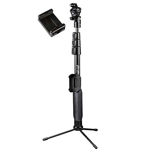 y2 tripod stand with telescoping pole