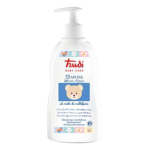 Trudi Baby Care Sapone Mani Viso Al Miele Di Millefiori 500 ml