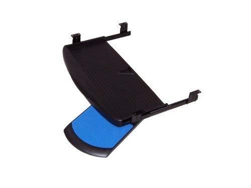 SO-TECH® Tastaturauszug schwarz mit Mauspad Tastaturablage Tastaturschublade PC Tastatur Auszug