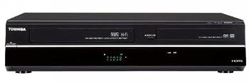 Toshiba DVR670/DVR670KU DVD/VHS Recorder with Built in Tuner Black  2009 Model