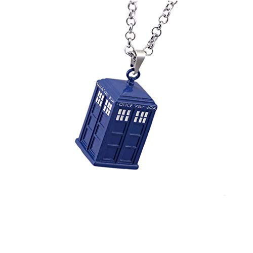 Lord of Time Police Cabin Necklace - Pidak Shop