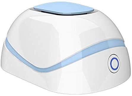 YYhkeby Casa Multiusos para el generador de ozono de desodorización y desinfección del purificador de Aire Azul Jialele (Color : White Blue)