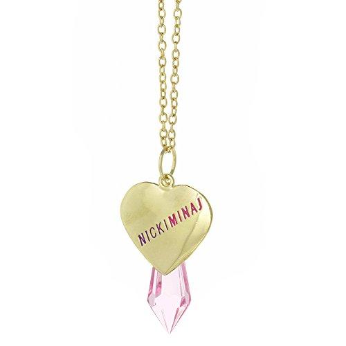 Nicki Minaj Heart Charm Necklace