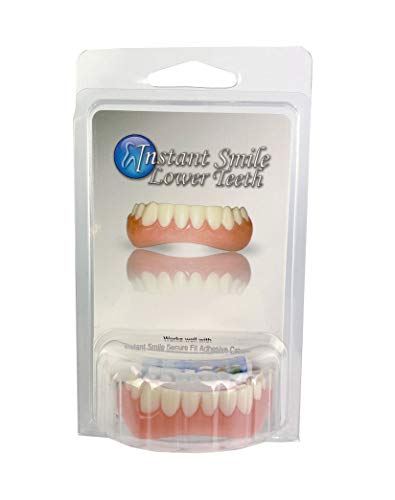 Billy-Bob Instant Smile Teeth Lower Veneer