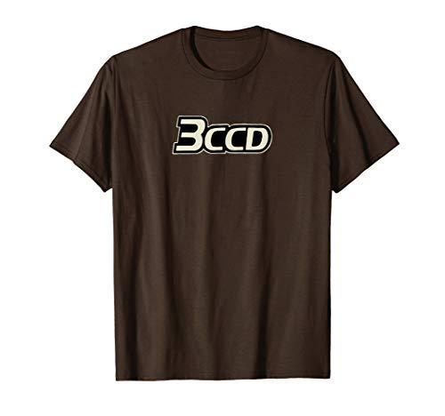 3CCD Vx1000 camera tee T-Shirt