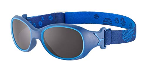 Cébé Katchou Gafas de Sol, Bebés Unisex, Matt Navy Blue, 018