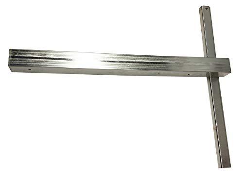 ATIKA Ersatzteil | Längsanschlag für Tischkreissäge BTA 90