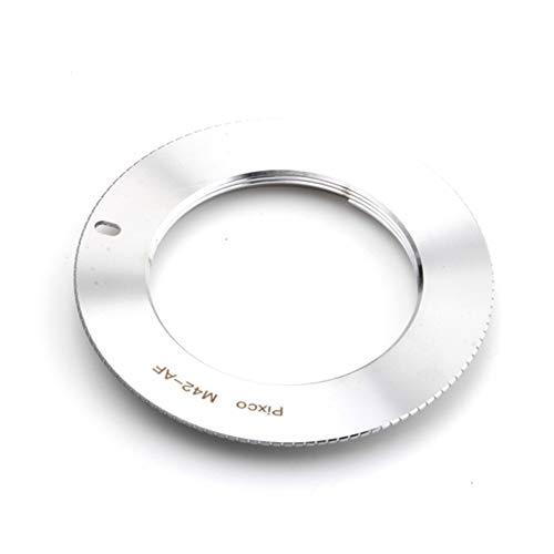 Pixco Adaptador de lente para lente M42 a Sony Minolta MA adaptador Alpha a99 II SLT-A68 SLT-A77II A900 A850 A700 A650 A580 A560 A550 A500 A450 A390 A380 A290 9 A77. A65, A58, A57, A55, A37, A35.