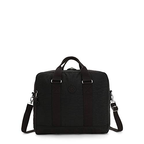 Kipling Women's Soy Carry-On Tote Bag, black noir, One Size