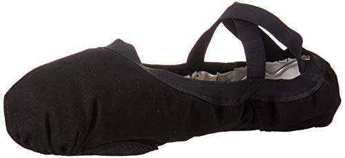 black split sole ballet shoes - 2