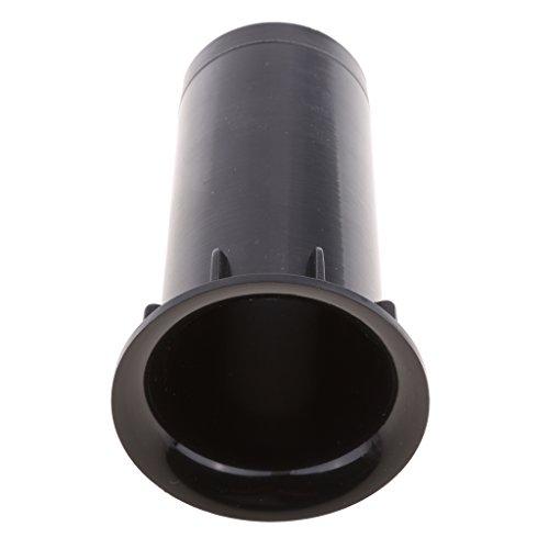 perfk Bassreflexrohr aus Kunststoff,Lautsprecher zubehör,53x100mm