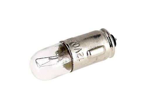 Glühlampe 12V, 1,2W - BA7S - 100mA - 7x20 - z.B. für Schwalbe KR51/1, Star SR4-2 - bei Umbau auf VAPE 12V-Lichtmaschine
