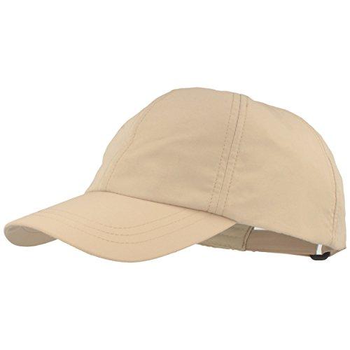 Balke Sonnenschutz Mütze Baseball Cap Sun Protect UV40+ ,beige (beige)
