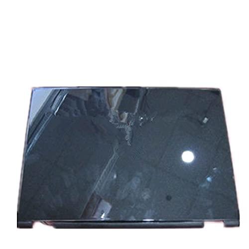 fqparts Cubierta Superior del portátil LCD para DELL Studio 1747 Black