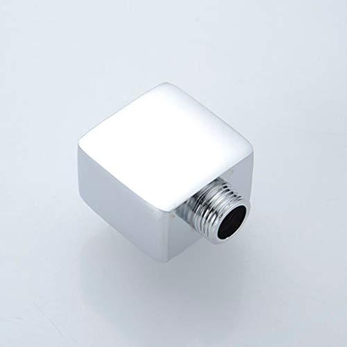 Diaod Válvula desviador de latón 1/2 vías Separador de Agua Separador de Ducha Adaptador Adaptador Cabeza de Ducha Válvula Transportador Accesorios de baño (Color : B)