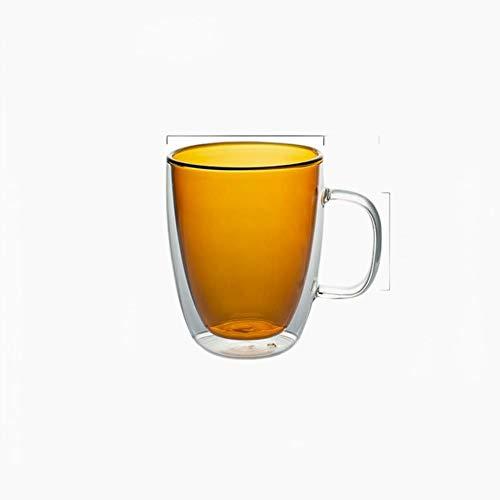 Copas De Champán, Tazas, Regalos Vaso De450 Ml / 350Ml Con Mango Tazas De Té De Café Taza De Jugo De Fruta Estilo De Regalo Diseño Grueso