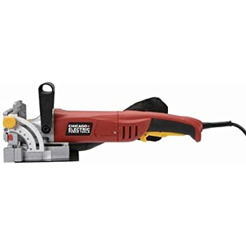Chicago Electric Power Tools 4 Plate Joiner Biscuit Joiner Amazon Com