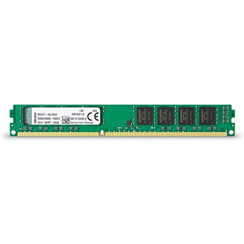 Kingston KVR16LN11/8 - Memoria RAM de 8 GB (1600 MHz DDR3L N