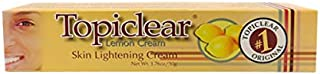Topiclear Lemon Cream - Skin Lightening Cream 1.76 oz / 50g