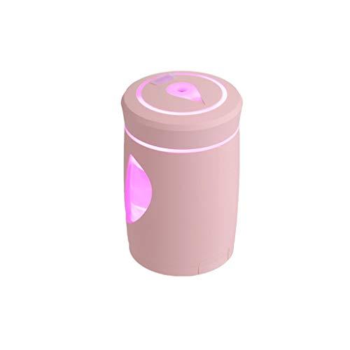 Diaod Umidificatore umidificatore ad ultrasuoni Portatile USB diffusore creatore della foschia Aromaterapia Il diffusore del creatore della foschia (Color : A)