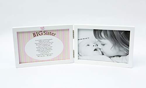 The Grandparent Gift Co. Sweet Something Frame for Big Sister
