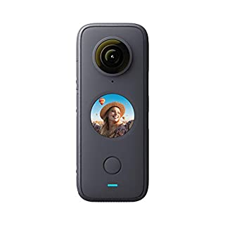 Insta360 ONE X2 – 5,7K 360° Action Kamera mit Stabilisierung, Wasserfest Dank IPX8, Touchscreen, automatische Videobearbeitung, Sprachsteuerung (B08M3B9754) | Amazon price tracker / tracking, Amazon price history charts, Amazon price watches, Amazon price drop alerts
