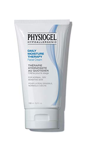 PHYSIOGEL PHYSIOGEL Hypoallergenic Daily Moisture Therapy Face Cream 150ml, 5.1 fl. oz.