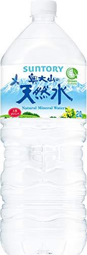 サントリー 天然水 奥大山 2L×10本
