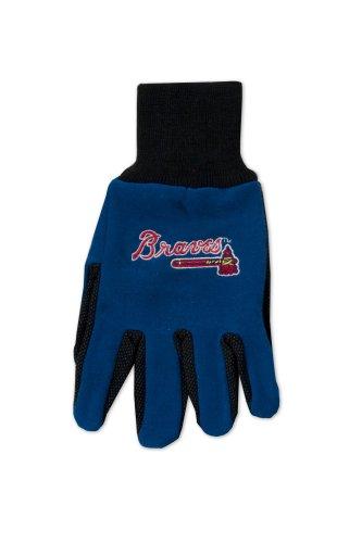 Wincraft MLB Handschuhe zweifarbig, Herren, blau, Small
