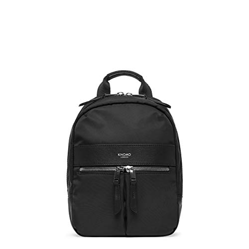 KNOMO London Mayfair Mochila 8, Negro