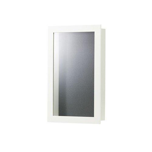 IKEA KASSEBY Sammlerrahmen in weiß; (30x47x8cm)