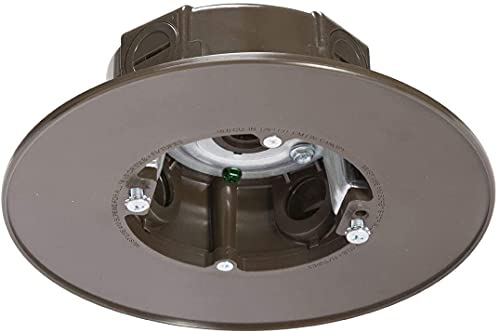 Hubbell-Bell - Ceiling Fan Electrical box, Bronze - New