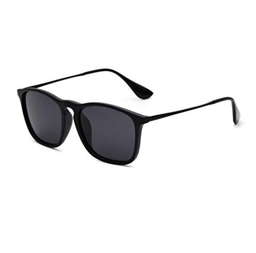 WYJL Gafas de Sol Corea Polaroid Gafas De Sol Hombres Y Mujeres...