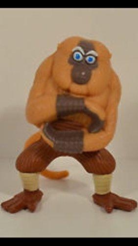 Kung Fu Panda 2 - Master Monkey - Juguete de McDonalds