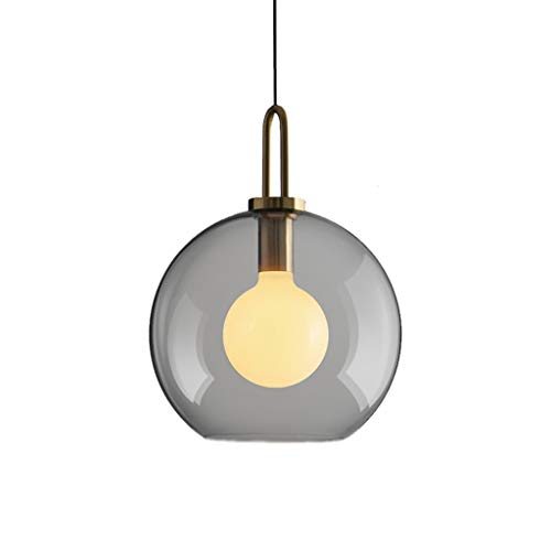 @Kerzenabro hanglamp plafondlamp woonkamer decoratie slaapkamer eettafel keuken restaurant café bar E27 Nordic glas bol [energieklasse