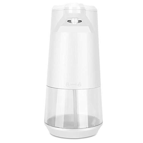 Pomp voor vloeibare zeepsensor, Automatische inductiespuitmachine, ABS-handwassensor met infrarood bewegingssensor, IPX4 waterdichte dispenser voor vloeibare zeep, voor badkamer(807-350 ml)