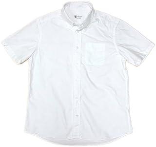Sweep/スウィープ オックスフォードボタンダウン半袖シャツ 定番のメンズシャツ ホワイト 2(M)