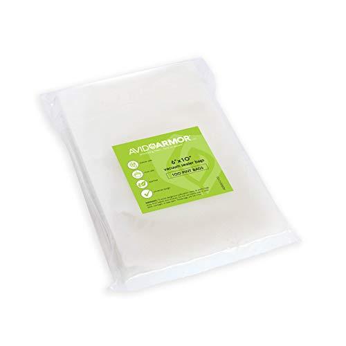 50 Quart And Pint Commercial Grade For 100 Bags Nutri-Lock Vacuum Sealer Bags.