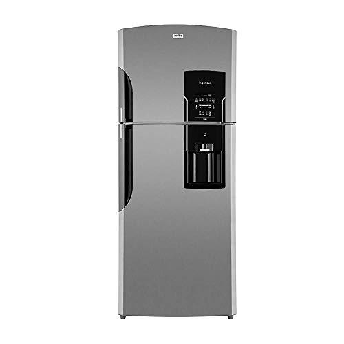 mabe Refrigerador Automático 15 pies Acero Inoxidable