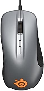 SteelSeries Rival 300, Optical Gaming Mouse - Gunmetal Grey