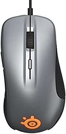 Mouse Gaming Óptico Rival 300 Silver Usb 62350 Steelseries