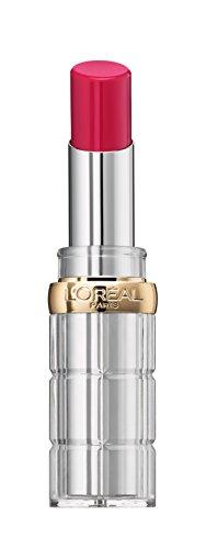 L'Oréal Paris Color Riche Shine 465 #trending, pflegender Lippenstift für intensive Farbe und...