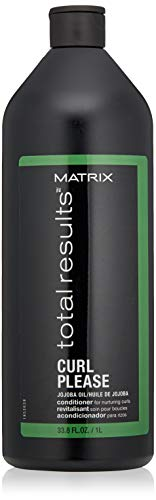 Matrix Total Results Curl Please Jojoba Oil Conditioner (For Nurturing Curls) 1000ml