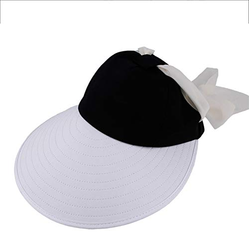 XYW Sunhat Outdoor Sun Hats - Women's Summer Sun Hats, Wide-brimmed Hats, Beach Hats, Adjustable Anti-uv Women's Hats, Two Beautiful and Pure Styles Fashionable and exquisite (Color : 6)